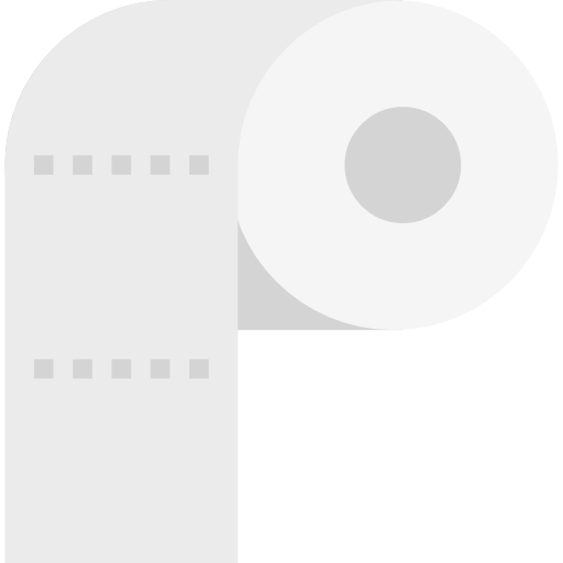 Paper roll  free icon