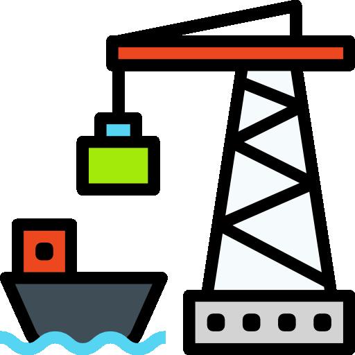 Port  free icon