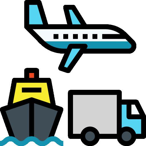 transporte  icono gratis