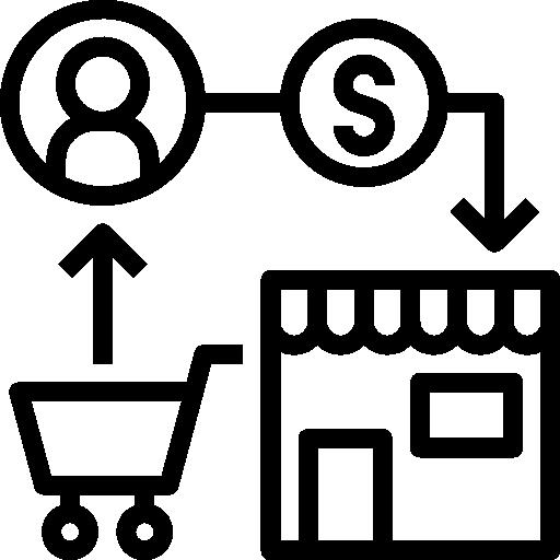 Commerce  free icon